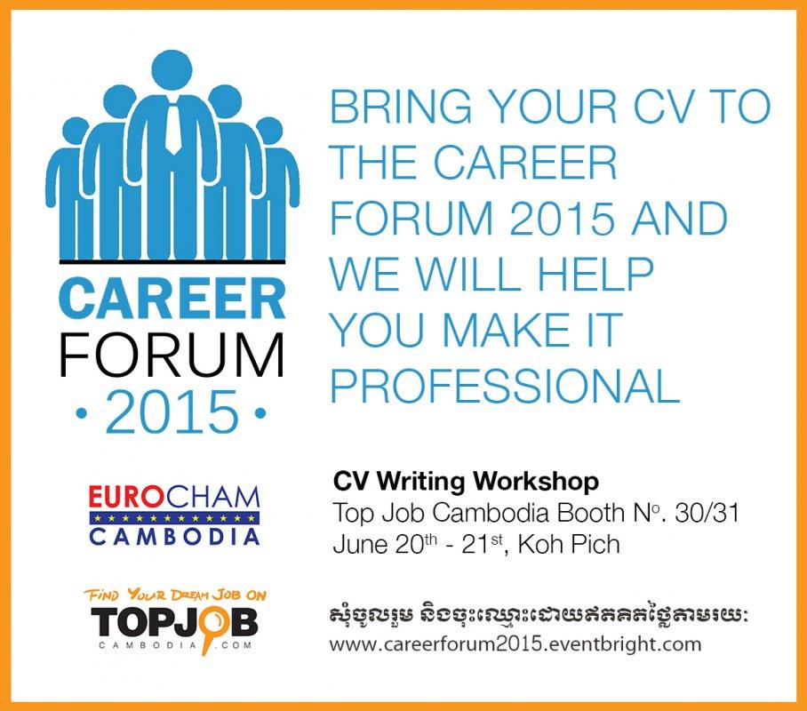 Job Fair @ Top Job Cambodia | Top Job Cambodia